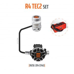 Tecline R4 TEC2 Set