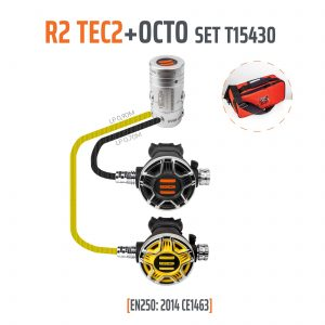 Tecline R2 TEC2 plus Octo Set